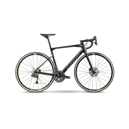 BMC 21 ROADMACHINE TWO - CARBON/WHITE/RED