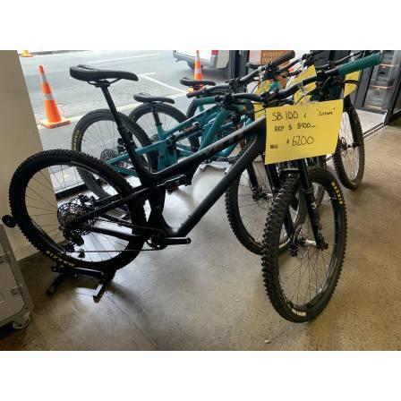 Yeti SB100c 2019 xt/slx Demo Bike