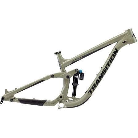 Transition 2019 Patrol Alloy Frame Only