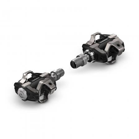 Garmin Rally XC200, Dual-sensing Power Meter