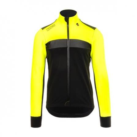 BIORACER SPITFIRE TEMPEST PROTECT WINTER JACKET FLUO FLUO YELLOW