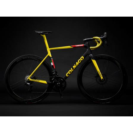 Colnago TDF V3RS Capsule Collection - Yellow/Black Livery