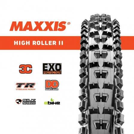 Maxxis 29 High Roller 2 Mountain Bike Tyre