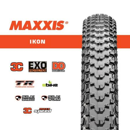 Maxxis 29 Ikon Mountain Bike Tyre