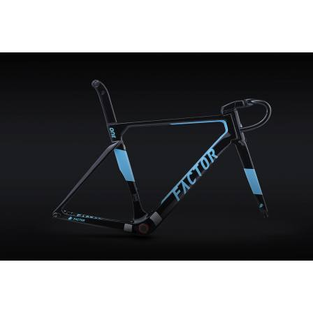 Factor One V2 Disc - Frameset