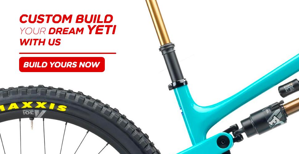 Yeti Custom build