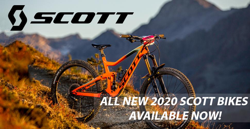 2020 Scott Bikes
