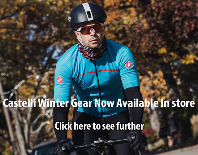Castelli Winter Gear