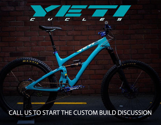 Yeti Carbon Series Completes