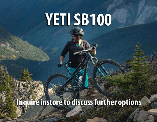 Yeti SB100