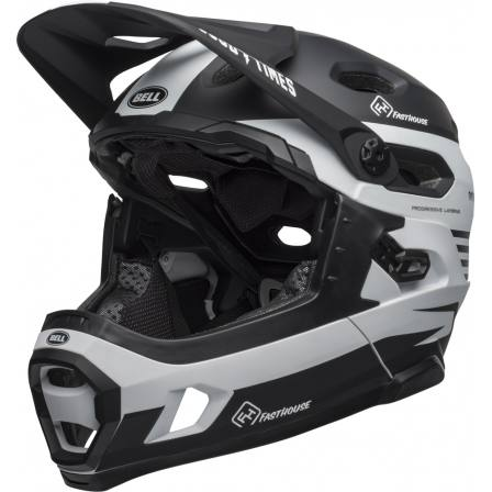 2019 Bell Super DH MIPS Equipped