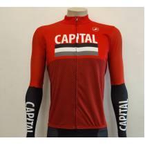 Capital Cycles Castelli Squadra Jersey FZ