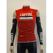 Capital Cycles Castelli Windstopper Vest