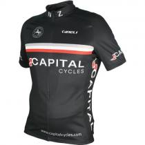 Capital Cycles Black Jersey