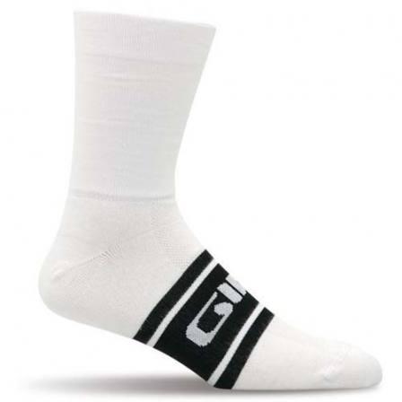 Giro Hi-rise White Sock