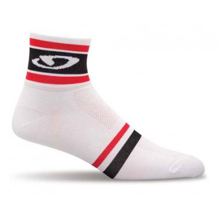 Giro Classic Sock white/red