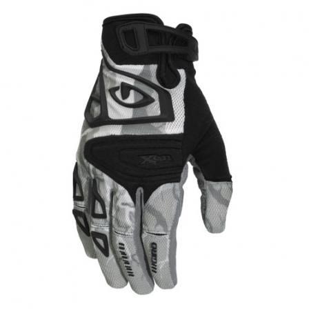 Giro Xen LF Glove - Grey/Black