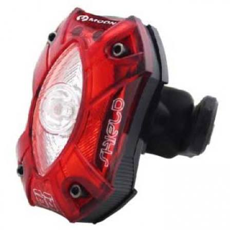 Moon Shield ultra bright rear light
