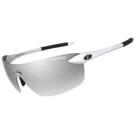 Tifosi Vogel 2.0 Pearl White with Smoke Gradient Lens