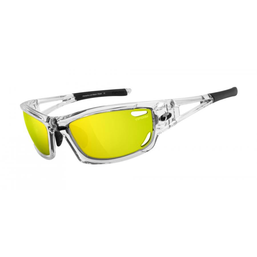 e2aa68a8fa Tifosi Dolomite 2.0 Crystal Clear 3-lens set
