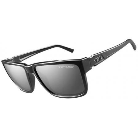 Tifosi Hagen XL Gloss Black with Smoke Lens