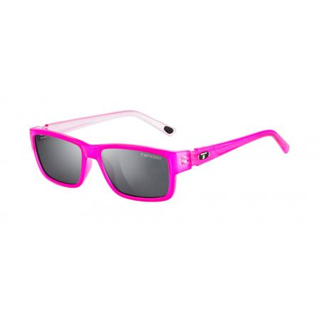 Tifosi Hagen Neon Pink with Smoke Lens