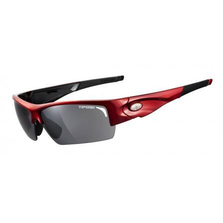 Tifosi Lore Metallic Red with 3 Lens Kit