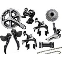 Shimano Dura Ace 9170 Hydraulic Di2 Groupset