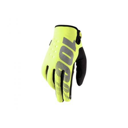 100% Ride Brisker Gloves