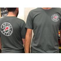 Capital Cycles Tshirt Gray