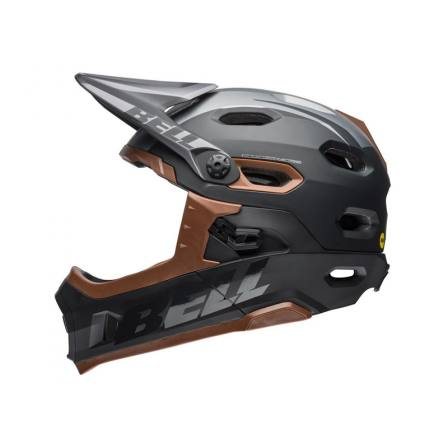 2018 Bell Super DH MIPS Equipped MTB Helmet