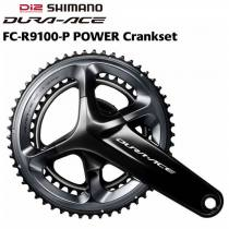 Shimano 9100 Dura Ace power meter - No Chainrings
