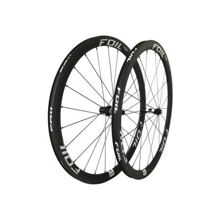 Foil Carbon Road Wheelset