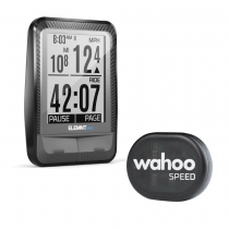 Wahoo ELEMNT MINI Bike Computer (inc. Speed Sensor)